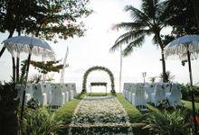 Rendy & Christ by Mara Bali Wedding
