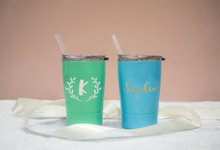 Personalized and Customized 350ml Tumbler Gifts by Kelsye Studio