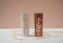 Customized 600ml Tumbler by Kelsye Studio