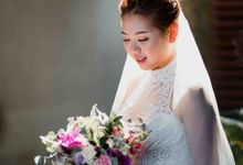 Nicole & Harnico Wedding by White Roses Planner