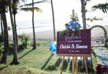 The Wedding of Chichi & Simon by Mara Bali Wedding