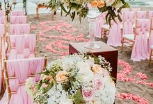 Ametis Villa Wedding by Jc Florist Bali