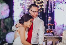 The Wedding of Ray and Mellissa by Fabulous Event Organizer