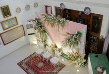 Siraman dr. Nabila Kirtti Pradipta by Avinci wedding planner