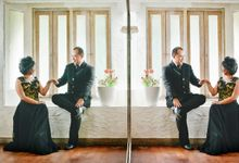 Maria & Stefanus by Royal Photography