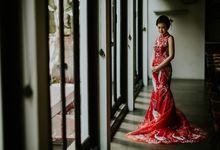 SUSANTO & EDITHA SANGJIT DAY by AMITIE Bridal Accessories