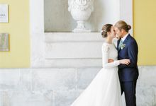 Lisbon Destination Wedding in a Palace and Yatch by Sublime Luxury Weddings