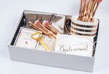 Bridesmaid Gift Box by Pupabox