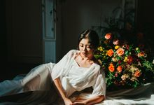 Golden Hour Concept by Fall for Flowers