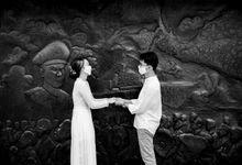 Tantowi & Karin Pre-wedding Session by SABIPOTO