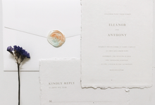 Eleanor & Anthony by Edle Ink