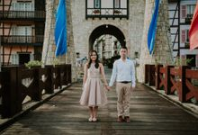 Ben & Stephanie Engagement Session by Edmond Loke Photography