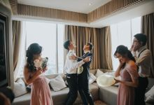 Edwin & Patricia Wedding Day Part 1 by Dfleur Photography