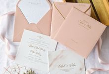 Edsel & Velin by Meltiq Invitation