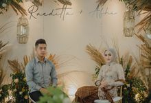 Raeditta & Afhi (Engagement) by Perfeito Photo