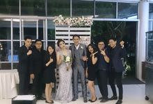 The wedding of Edwin Rinaldy S & Femi Trisdiah by ID Organizer