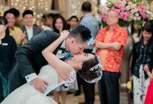 Shangri-la Hotel - Edwin & Eva by Maestro Wedding Organizer