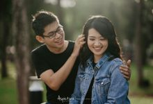 Prewedding Edwin & Patricia by ASPICTURA