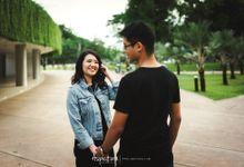 Prewedding Edwin & Patricia by ASPICTURA