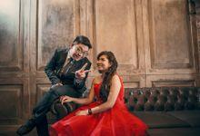 Prewedding Photo Shoot & Behind the Scene Video - Edwin & Mirna by Picomo