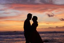 Edwin & Sandra Prewedding in Bali by Establish Production