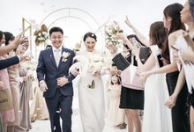 Edwin & Putri Wedding by ANTHEIA PHOTOGRAPHY