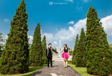 Edy & Mely by LV photography