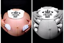 Maternity Photo Shoot of Mel Ahyar by Soe&Su