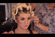 My Video by Alexandra Laurine Make Up