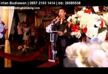 VIDEO MC WEDDING  IRFAN BUDIAWAN (085721031414) by MC IRFAN BUDIAWAN - MC WEDDING BANDUNG