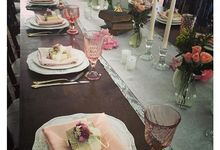 Rustic Weddings  by CMC EVENT RENTALS