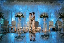 The Wedding Indra And Tyara by C+ Productions