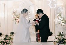 Ronaldo & Grace Holy Matrimony & Wedding Reception by Golf Graha Famili