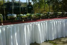 Wedding Buffet by RG Bali Catering Services