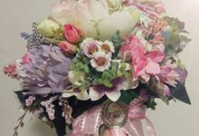 MARILYN WEDDING BOUQUET by LUX floral design