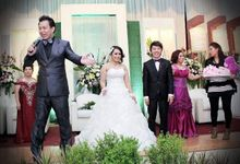 wedding event 2014 by Steve Harry MC