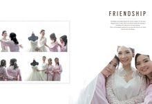 The Wedding of Effendi &Helen by Yumi Katsura Signature