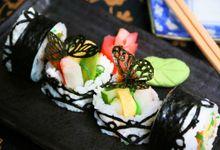 Norigami Sushi by Cutteristic