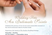 An Intimate Soiree by InterContinental Jakarta Pondok Indah