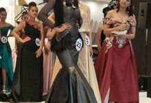 Gown for El John Modeling Competion by Esselia_Atelier