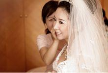 Korean WEDDING MAKE Up by Marsia Yulia Signature. Natural and Korean Make Up Specialist.