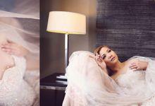 Bridal Make up by Carissa Cielo Medved