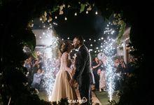 OCTA & ALFRED WEDDING by bright Event & Wedding Planner