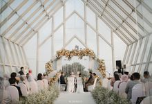 Widy & Ano Wedding Decoration by Valentine Wedding Decoration