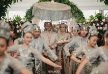 NADIA & EDI WEDDING by bright Event & Wedding Planner