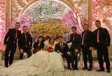Wedding Aristo And Jeane (19-06-16) by Holy Organizer