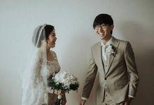 The Wedding of Eka Gustinawa & Yessiel by Ellinorline Gift