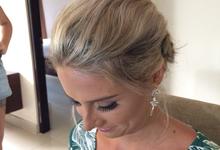 Aussie Wedding by ekaraditya4makeup
