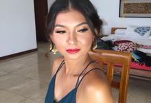 Garden Party Makeup Look for Mrs. Tara by ekaraditya4makeup