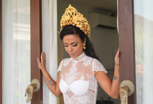 Portugesse Wedding by ekaraditya4makeup